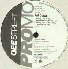 P.M. DAWN - Reality Used To Be A Friend Of Mine - Gee Street