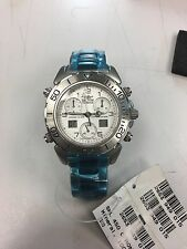 Sector 450 Silver Dial Chrono Digital Alarm