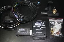 car lpg duel fuel conversion stepper STAG-L plus + STAG2-W kit