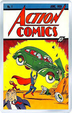 ACTION COMICS Nº1 FRIDGE MAGNET IMAN NEVERA
