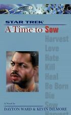 A Time to Sow (Star Trek The Next Generation)-ExLibrary