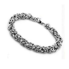 Hot Wholesale Unique Stainless Steel Charms Bracelet Chain Link Fashion Jewelry