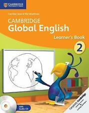 Cambridge Global English Stage 2 Learner's Book with Audio CDs (2) (Cambridge In
