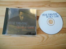 CD Ethno Steve Tombstone - Devil's Game (17 Song) SAUSTEX MEDIA -cut out-