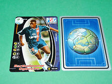 FOOTBALL CARD WIZARDS 2001-2002 B. OGBECHE PARIS SAINT-GERMAIN PSG PANINI