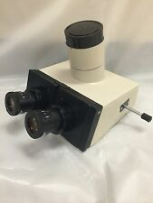 Olympus Super Widefield Trinocular Microscope Head - For BH-2 Series w/Eyepieces
