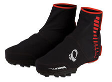 Pearl Izumi Elite Softshell MTB Bike Shoe Covers Booties Black - XL