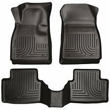 14-2016 Mazda 6 Grand Touring/Sport/Touring Black Husky WeatherBeater Floor Mats
