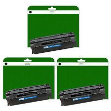 3 Cartridges for HP Laserjet P2015D P2015DN P2015DTN P2015N P2015X  non-OEM 53X