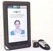 "Barnes & Noble NOOK Color 8GB, Wi-Fi, 7"", Black, Fair Condition (21-5A)"