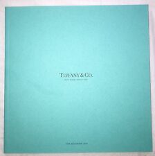 Tiffany & Co The Blue Book 2014 Catalog Full Color 108 Pages New Rainbow