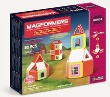 Magformers-Magformers costruire Set 50 pezzi (705003) - NUOVISSIMO