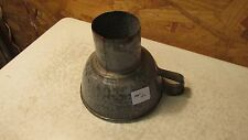 Antique Gray Graniteware Canning Jar Funnel  No. 2