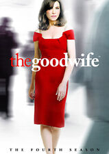 DVD:THE GOOD WIFE - SEASON 4 - NEW Region 2 UK
