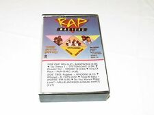 Rap Masters Mix Today's hottest rappers cassette tape run DMC Whoppit B. Fats