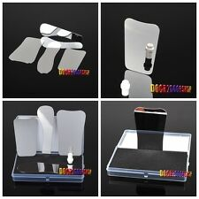 4PCS Dental Stainless Steel Orthodontic Intra-oral Clinic Photography Mirrors