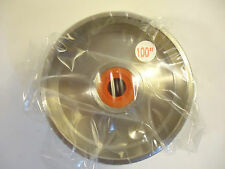 "Lapidary Diamond Grinding Wheel 4"" x 1 ½"", GWS4-100 Grit, New."