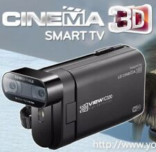 IC330 LG 3D Full HD Camera ( The analogue DXG-5F9V 3D Camcorder 1080p )