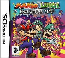 Mario & Luigi Partners in Time (Nintendo DS, 2006) Never used