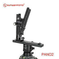 Sunwayfoto Panoramic Head Set PANO-2 include 8 items payload up to 10kg