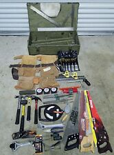 U.S. ARMY / MILITARY CARPENTERS TOOL KIT