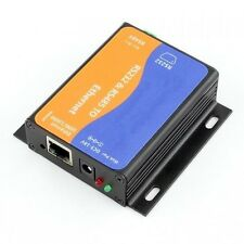 Serial Device Server RS232 COM RS485 to Ethernet LAN TCP/IP Converter Module