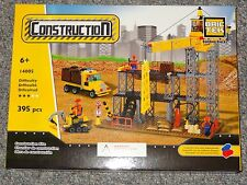 Construction Site BricTek Building Block Construction Toy Brick