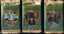 Nuevo Sellado De 1 tarjetas comerciales de Harry Potter Booster Pack Wizards of the Coast
