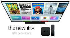 NEW! Apple TV 4th Generation 32 GB (Latest Model) Live Steaming Wifi Sealed Box