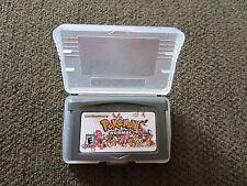 Pokemon Normal Version GBA Game Boy Advance