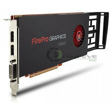 AMD FirePRO V5900 2GB GDDR5 PCI-E x16 2.1 Professional Video Card Dell 5DRV