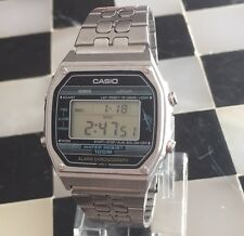 Casio Marlin W-350 152 Digital 100M W/R Men's Watch Japan B