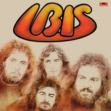 IBIS Ibis  (ltd.ed. yellow vinyl)  LP  italian prog