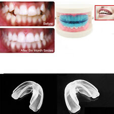 Teens Adults Health Care Straight Front Teeth Orthodontic Anti-Molar Retainer