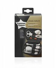 Tommee Tippee cerca de naturaleza Essentials Cepillo de Pelo Kit de cuidado de la Salud Bebé Regalo de cosas