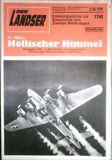 Der Landser   Band Nr: 1740            Höllischer Himmel