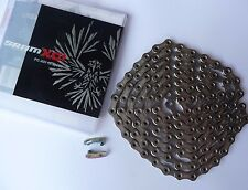 SRAM X01 Eagle Chain PC-X01 Hollowpin 12 Speed New 126 Links Bike Bicycle
