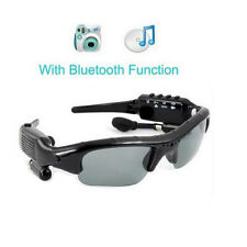 Sunglasses Bluetooth 3.0 Digital 8GB Headset Headfree For Camera MP3 Smartphone