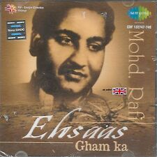 MOHD. RAFI - EHSAAS GHAM KA - BRAND NEW 2 CDS - FREE UK POST