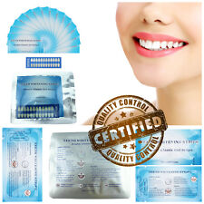 28 PROFESSIONAL TEETH WHITENING STRIPS RAPID HOME TOOTH BLEACHING WHITE STRIPS