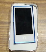16 GB Apple iPod Nano 7th Generation Touch BLUE