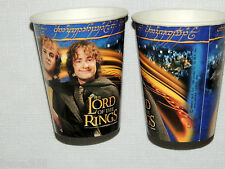 ~THE LORD OF THE RINGS ~8-PAPER CUPS  9oz, BIRTHDAY CHILD   PARTY SUPPLIES