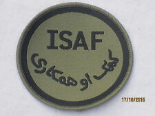 ISAF,International Security Assistance Force,MTP,TRF, ohne Klett/Velcro
