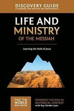 That the World May Know: Life and Ministry of the Messiah Discovery Guide :...
