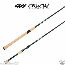 "Shimano Crucial Drop Shot Spinning Rod CRSDX68MB 6'8"" Medium 1pc"