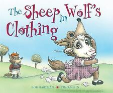 The Sheep in Wolf's Clothing, Hartman, Bob, New Books