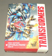 First Edition Optimus Prime Transformers 4 Age of Extinctiion Exclusive Figure