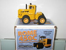 1/64 Rome 450C 4wd tractor w/ duals, new in the box, hard to find