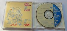 Martin Stephenson & The Daintees - Left Us To Burn maxi cd single