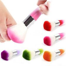 Nail Dust Brush Nail Art Dust Cleaner Brushes Acrylic UV Gel Powder Remover
